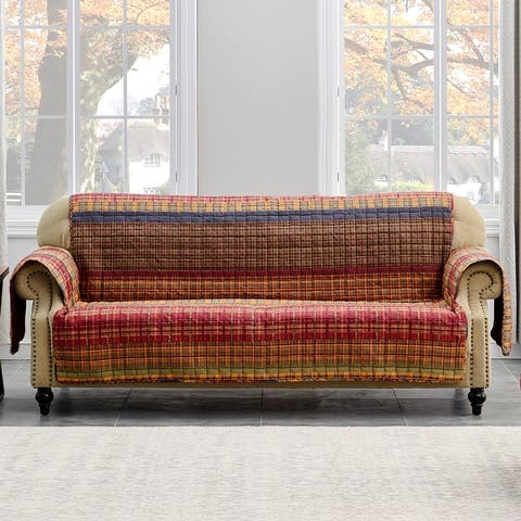 Barefoot Bungalow Gold Rush Sofa Protector