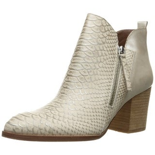 Donald J Pliner Womens Edyn Pointed Toe Ankle Fashion Boots - 8.5