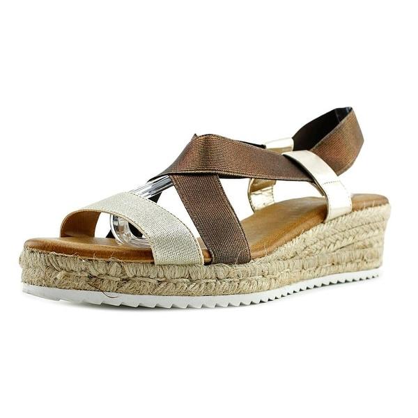 Vidorreta Sarah Women Gold/Brnz Sandals