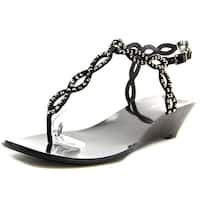 INC International Concepts Womens MINAD Open Toe Casual Ankle Strap Sandals