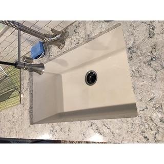 Captivating MR Direct 848 TruGranite Single Bowl Kitchen Sink