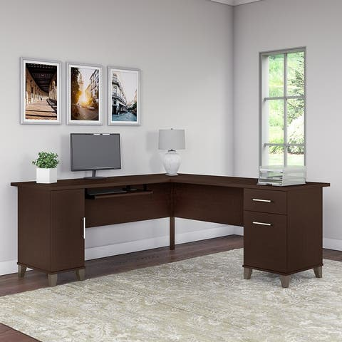 Copper Grove Shumen 72-inch L-shaped Desk