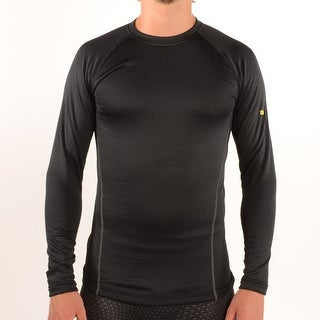 Men'S Base 3.0 Long Sleeve Shirt Black