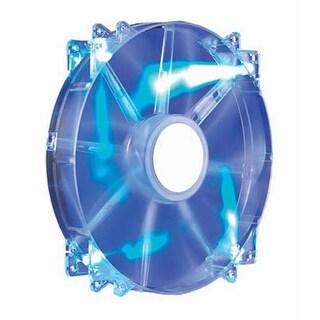 Cooler Master R4-LUS-07AB-GP MegaFlow 200 200mm Computer Case Fan (Blue LED) NEW