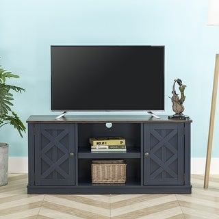 Link to 54-in TV Stand for TVs up to 65 inches Similar Items in TV Consoles