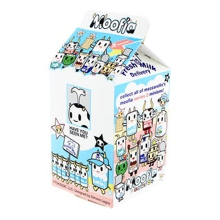 Tokidoki Moofia Series 2 Blind Boxed Mini Figure