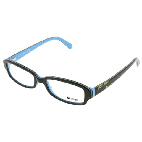 Just Cavalli JC0547/V 098 Dark Grey Rectangle Optical Frames - 53-17-140