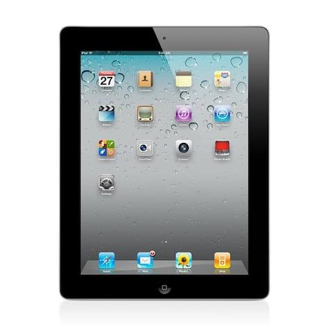Apple iPad 2 MC769LL/A 9.7-Inch 16GB (Black) 1395 - (Refurbished)