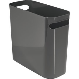 "InterDesign 10"" Slt Una Wastebasket"