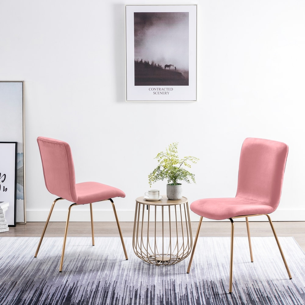 Bedroom Living Room Side Chairs,Grey N//A YJCfurniture Eiffel Dining Chairs Set of 4 Transparent Plastic Leisure Chairs Shell Lounge Clear Chair with Wood Legs for Modern Dining