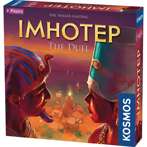 Imhotep: The Duel, 2 Player Game - Multi