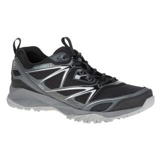 Merrell Capra Bolt Waterproof Men's Shoe - Black