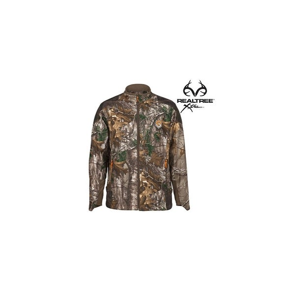 2df944f3cb2be Scentlok Full Season Taktix Jacket w/ 2 Lower Side Pockets - Realtree Xtra  (XX