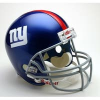 New York Giants Riddell Full Size Deluxe Replica Football Helmet