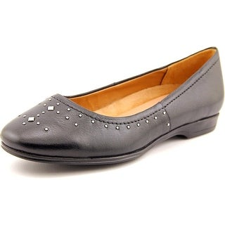 Naturalizer Joana Women N/S Round Toe Leather Flats
