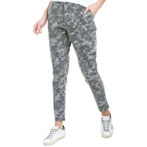 B. New York Zip Pocket Cargo Pant
