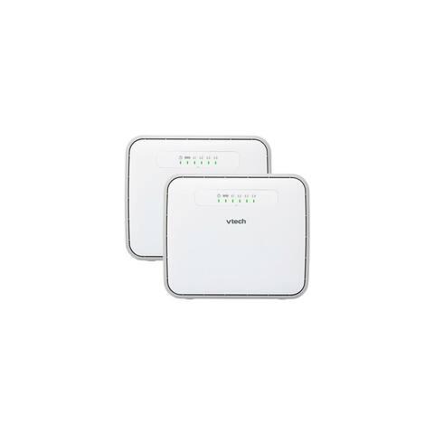 ATT VNT814 2 Pack 4 Port Ethernet Router