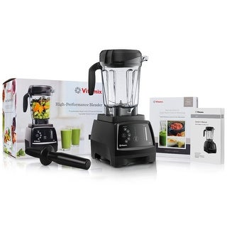 Vitamix 780 G-Series Next Generation Series Touchscreen Blender with 64-Ounce Container + Blending Recipe Cookbook + Tamper