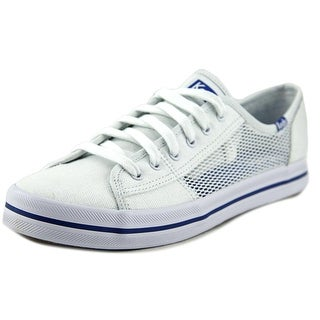 Keds Kickstart Mesh Women Round Toe Canvas Sneakers