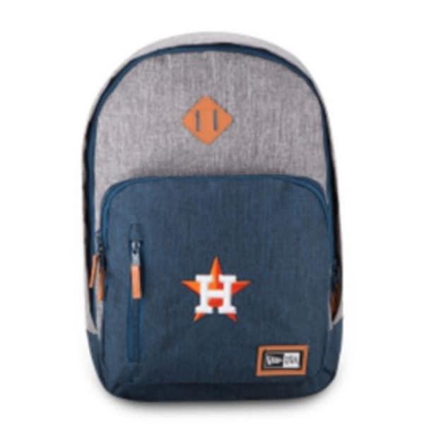 c43addc9da20 Shop New Era Houston Astros Cram Action Backpack MLB Baseball Team ...