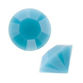 Swarovski Crystal, 1088 Xirius Round Stone Chatons pp14, 40 Pieces, Turquoise UNF