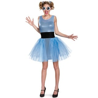 Disguise Bubbles Deluxe Teen/Adult Costume - Blue
