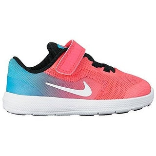 af4b33791b474 Shop NIKE Kids  Revolution 3 (TDV) Running Shoe