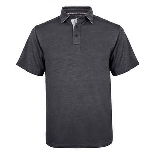 Link to Victory Outfitters Men's Modal Blend Contrast Stitched Pique Short Sleeve Polo Similar Items in Shirts