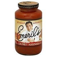 Emeril Chunky Marinara Sauce - Case of 6 - 25 oz.