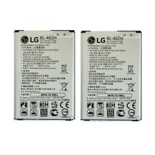 Battery for LG BL46ZH 2-Pack Cell Phone Battery
