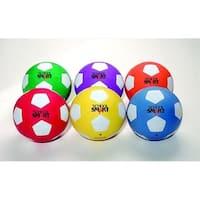 Nylon Winding & Butyl Rubber Bladder Soccer Ball, No 5,