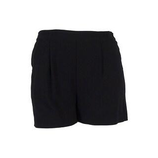 Maison Jules Women's Crepe Shorts