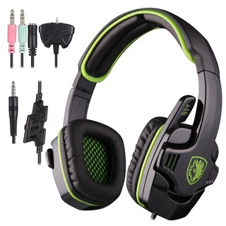 SA-708GT 3.5mm Surround Stereo Gaming Headset - N/A