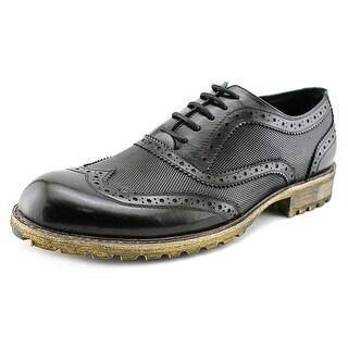 Joe's Frank Men Wingtip Toe Leather Oxford