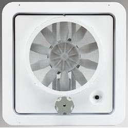 Hengs Industries 90046CR Vortex II Replacement Fan Kit