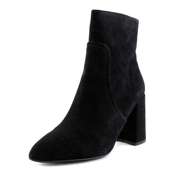 Steve Madden JAQUE Women Black Boots