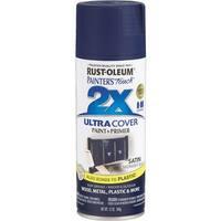 Rust-Oleum Sat Mdnt Bl Spray Paint 249854 Unit: EACH