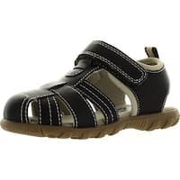 Scott David Boys Carson Casual Closed Toe Fisherman Sandals