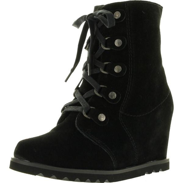 Bearpaw Womens Bonnie Fashion Winter Boots