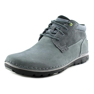 Rockport Zonecrush Rcspt Pt Boot Men Round Toe Suede Chukka Boot