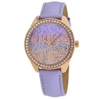Guess Women's Glitter Girl W0823L11 Multi Dial watch
