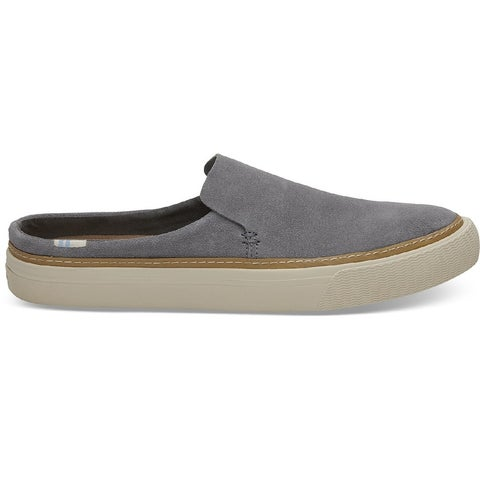 Toms Womens Sunrise Slip On, Shade Suede