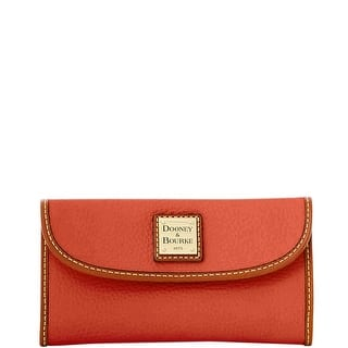 Dooney & Bourke Pebble Grain Continental Clutch (Introduced by Dooney & Bourke at $128 in Jul 2016)|https://ak1.ostkcdn.com/images/products/is/images/direct/3a210dc8b66c26c95f4798b4755989137ee59891/Dooney-%26-Bourke-Pebble-Grain-Continental-Clutch-%28Introduced-by-Dooney-%26-Bourke-at-%24128-in-Jul-2016%29.jpg?impolicy=medium
