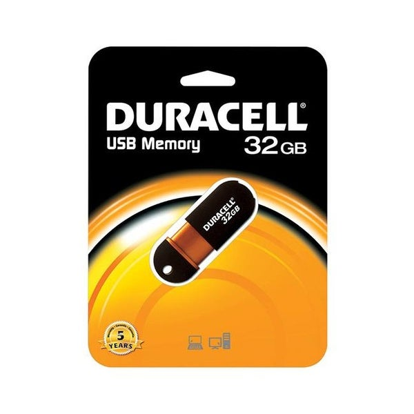 Duracell 3392545 32 GB USB Flash Drive