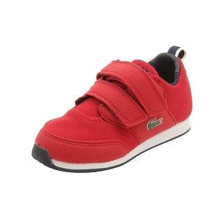 Lacoste Infant L.IGHT 116 Sneakers in Red
