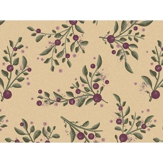 """Pack Of 120, Tuscan Harvest (Kraft) Recycled 20"""" X 30"""" Half Ream Tissue Prints For Gift Packaging"""