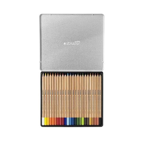 Lyra - Rembrandt Aquarell Colored Pencil Set - 24-Color Set