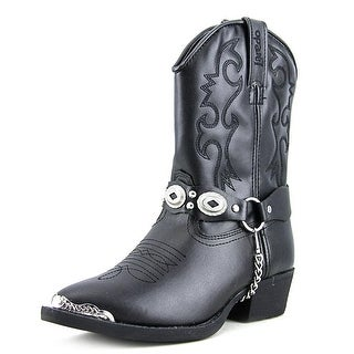 Laredo LC2200 Pointed Toe Leather Western Boot