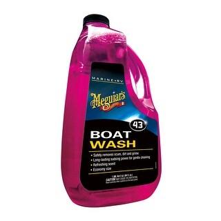 Meguiar's #43 Marine Boat Soap - 64oz
