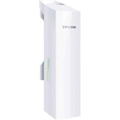 Tp-Link Cpe210 2.4Ghz 300Mbps 9Dbi High Power Outdoor Cpe/Access Point, 802.11B/G/N, Dual-Polarized